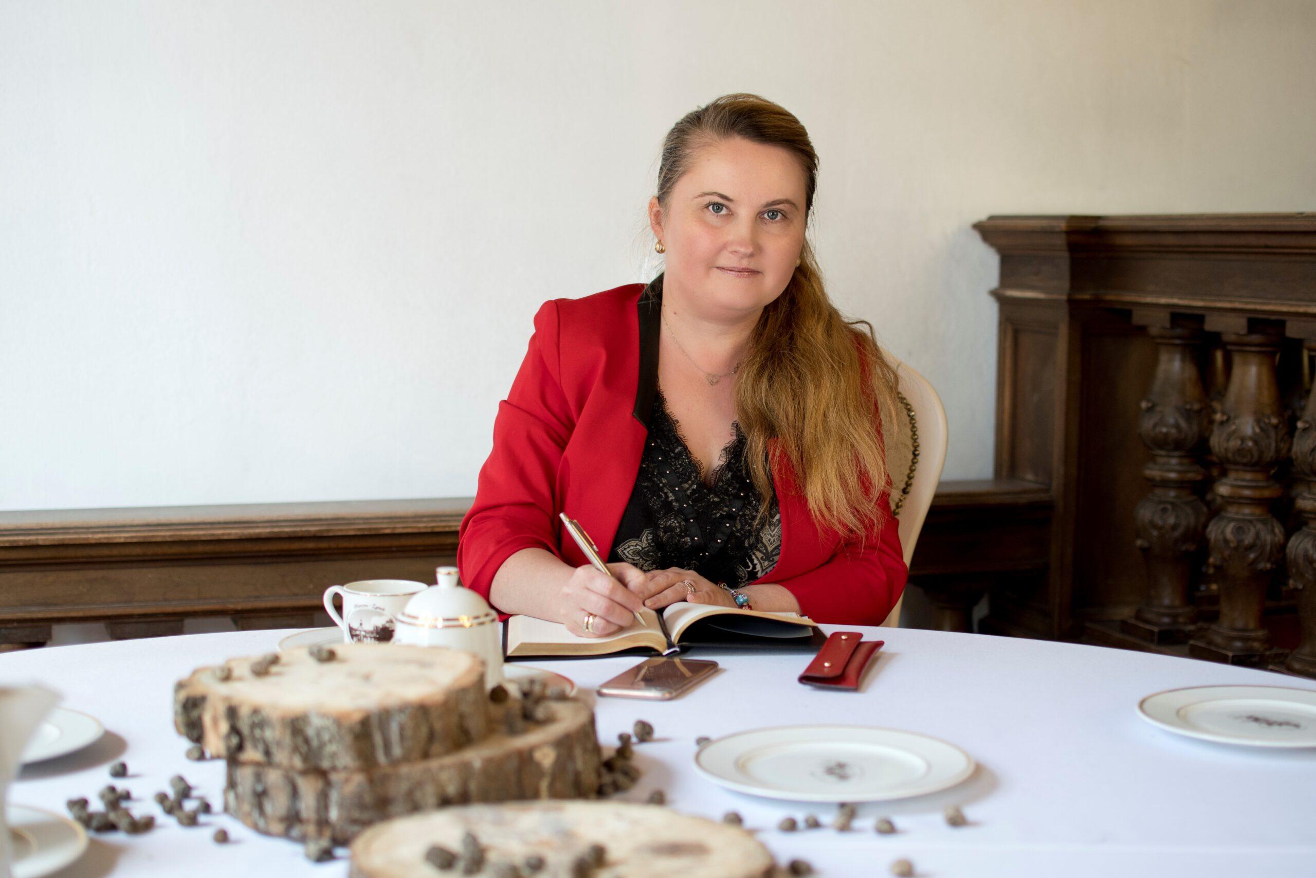 Monika Blezień - Ruszaj Case study