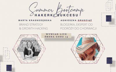 Brand Strategy & Growth Hacking – wywiad z Agnieszką Grudziąż